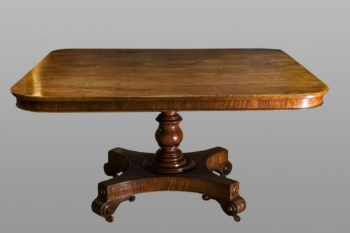Superb quality Regency Breakfast Table