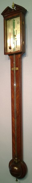 Catelly London Mahogany stick