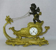 Delightful 19th C French Cupid