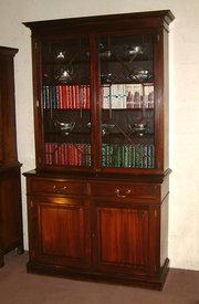 Victorian Mahogany library Boo