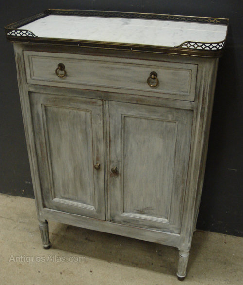 antique french painted cabinet antiques atlas