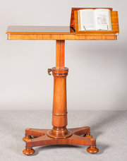 Mahogany Adjustable ReadingMus