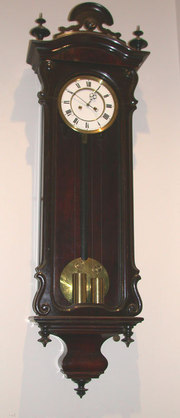 Vienna wall clock