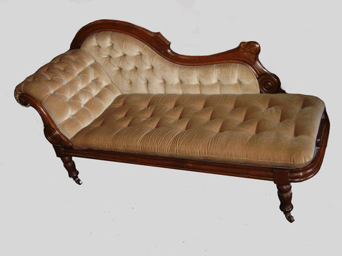 Chez lounge antiques atlas for Antique chaise lounge prices