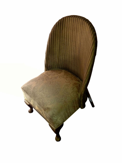 Lloyd loom chair antiques atlas for H furniture loom chair