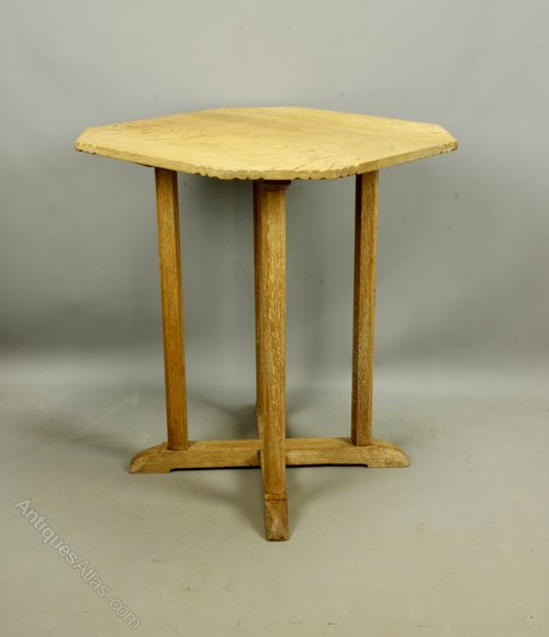 Heals Oak Occasional Table, c1920