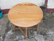 Country gateleg table