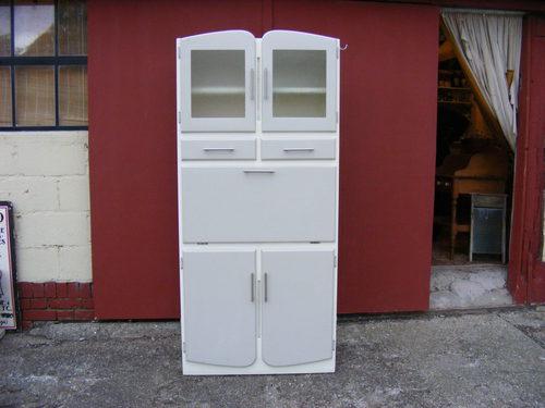 antiques atlas retro kitchen cabinet