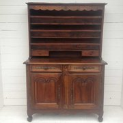 Antique French Oak Dresser
