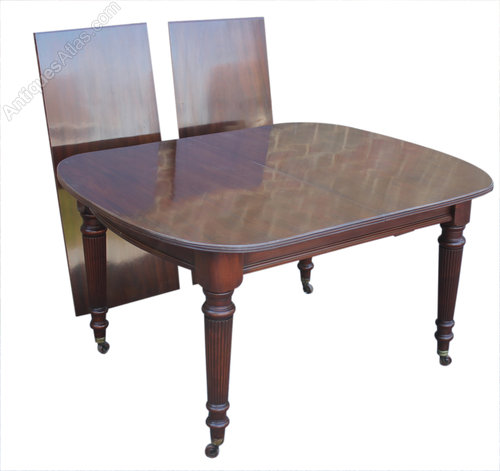 Antique Dining Tables And Dining Furniture Antiques Atlas