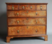 Early 18thc George I walnut ch