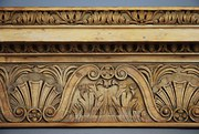 Superbly carved Geoge III Pine