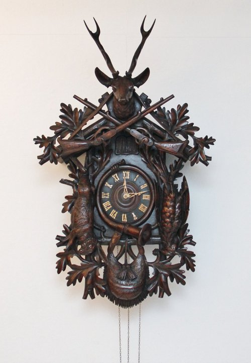 Antiques Atlas - Black Forest Cuckoo Clock