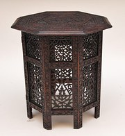 Burmese coffee table