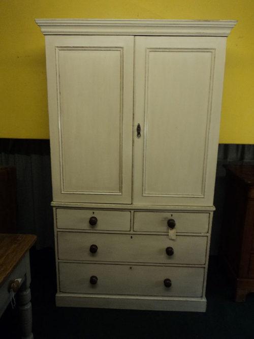 Pine Linen Cupboard Antiques Atlas