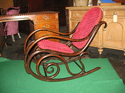 Regency Bentwood Rocking Chair