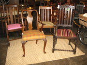 Selection Of Vintage Arm Chair