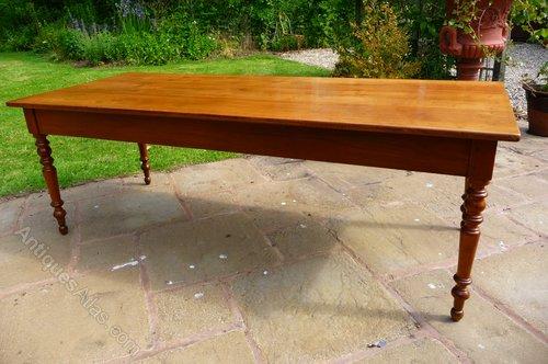 Antique Cherrywood Farmhouse table c1840