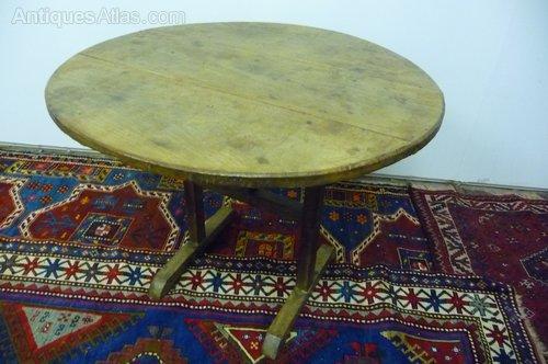 Antique  wine tasting table c1820