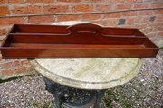 Churchwardens pipe tray c1790