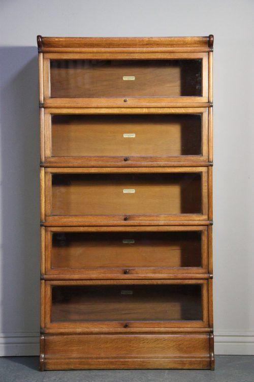 Antique Oak Bookcase Quotes