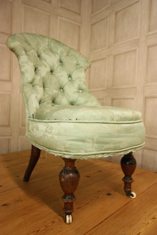 Cute american antique low side chair antiques atlas for Cute side chairs