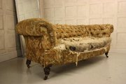 English Antique Chesterfield S