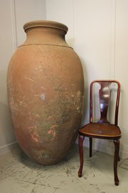 Huge Spanish Antique Terracott