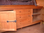Mouseman 6ft sideboard