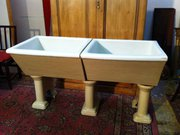 Pair Good Belfast Sinks