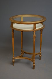 Continental Bijouterie Table