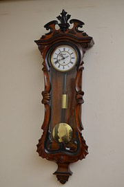 Early Victorian Vienna Clock
