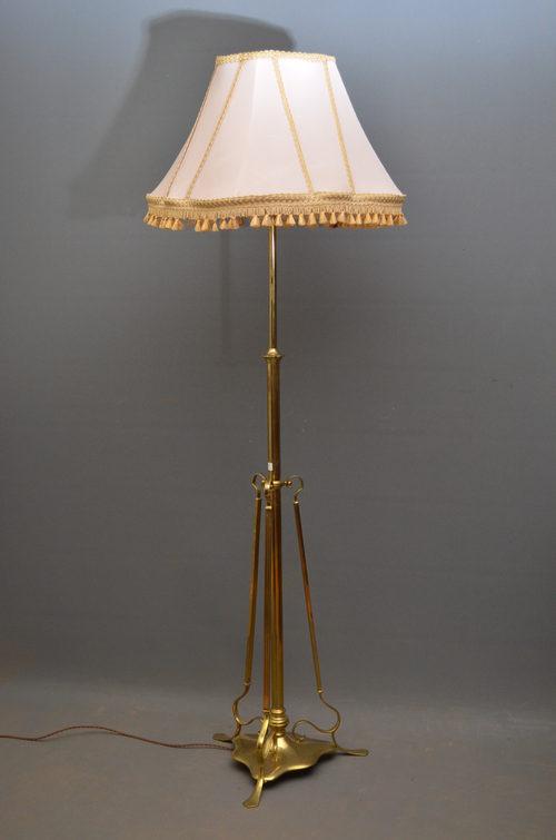 Antiques atlas early xx century floor lamp for Floor lamps uk