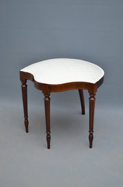 Edwardian Dressing Stool
