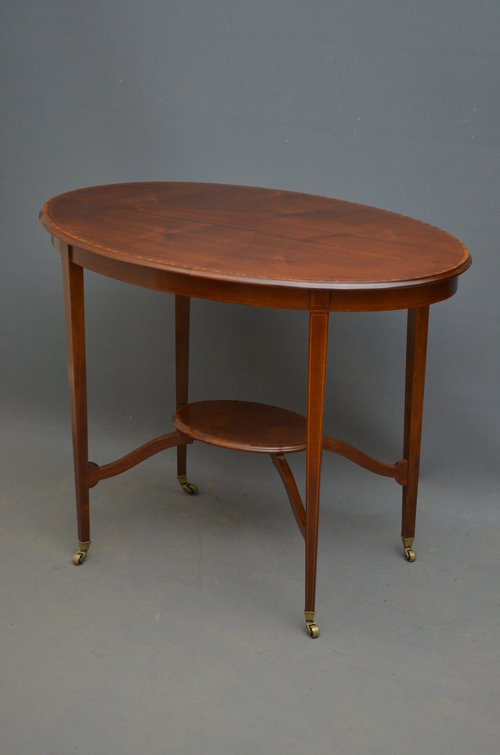 Edwardian Occasional Table Mahogany Table Antiques Atlas : EdwardianOccasionalTableMaas006a2791b from www.antiques-atlas.com size 500 x 755 jpeg 30kB