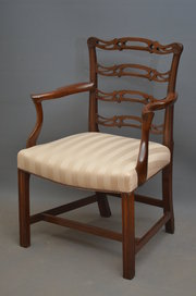 Fine Georgian Armchair