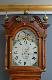 Fine Georgian Longcase Clock