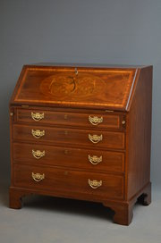 Superb Georgian Bureau