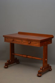 William IV Side Table  Writing