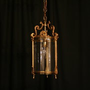 A French Gilded Single Light A