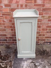 Victorian Painted Pine Small C