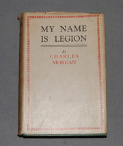 My Name is Legion by Charles M