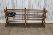 edwardian school shoe rack