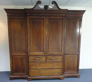 Good Edwardian Inlaid Mahogany