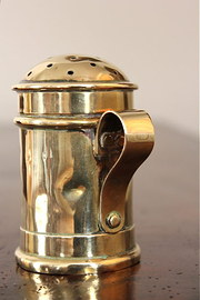 18th Century Brass Dredger