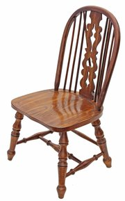 Victorian revival elm oak Wind
