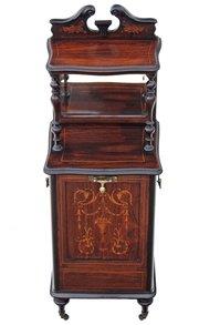Victorian rosewood perdonium b