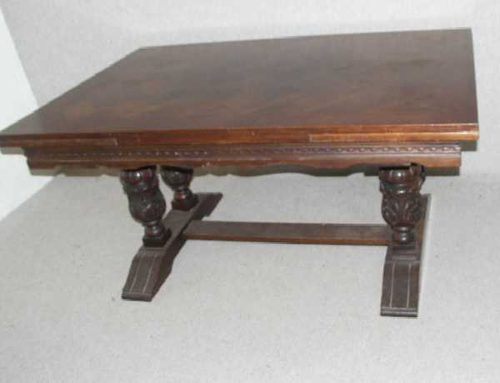 Dining Table 1930s Extending