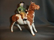 Beswick Girl on a Pony