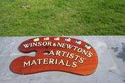 Windsor and Newtons artists ad
